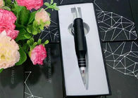 Black Permanent Makeup Tattoo Eyebrow Pen Machine For Eyebrow / Lip Tattoo